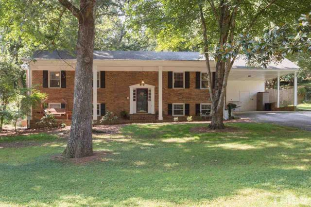 4109 Weaver Drive, Raleigh, NC 27612 (#2212427) :: The Abshure Realty Group