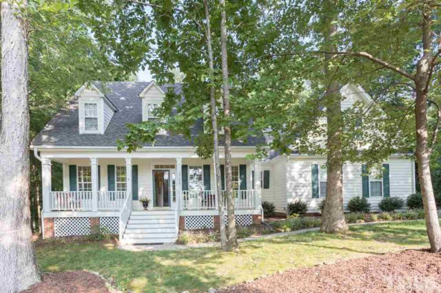 5704 Voorhees Lane, Holly Springs, NC 27540 (#2212466) :: The Abshure Realty Group