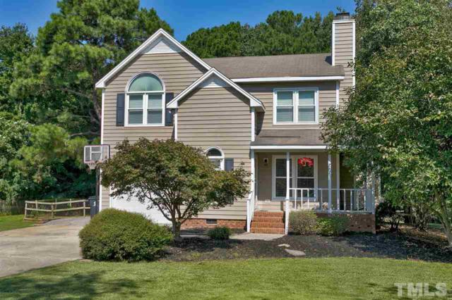 4212 New Brighton Drive, Apex, NC 27539 (#2212493) :: The Perry Group