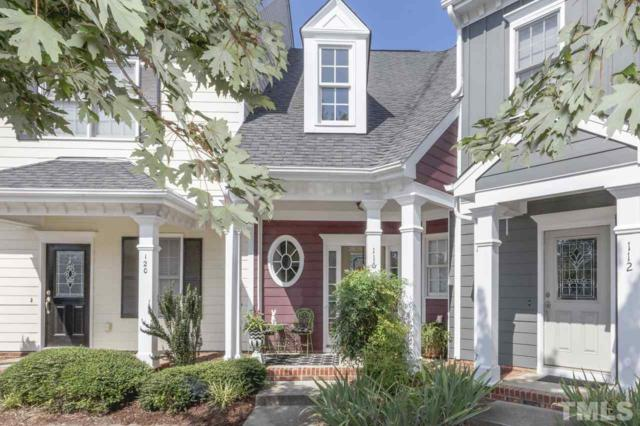 116 Old Grove Lane, Apex, NC 27502 (#2212501) :: The Abshure Realty Group