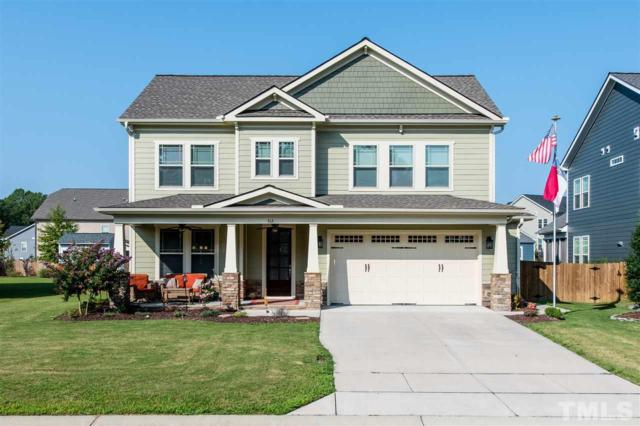 512 Glenville Lake Drive, Fuquay Varina, NC 27526 (#2212502) :: The Abshure Realty Group