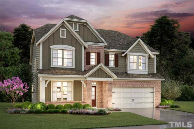 125 Woodstaff Avenue Lot 5, Wake Forest, NC 27587 (#2212510) :: The Jim Allen Group
