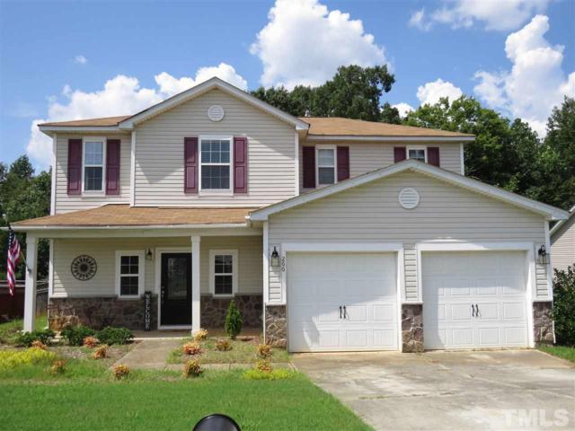 266 Rowan Drive, Clayton, NC 27520 (#2212522) :: Raleigh Cary Realty