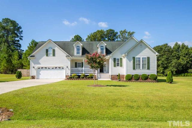 233 Meadow Hills Drive, Four Oaks, NC 27524 (#2212559) :: Raleigh Cary Realty