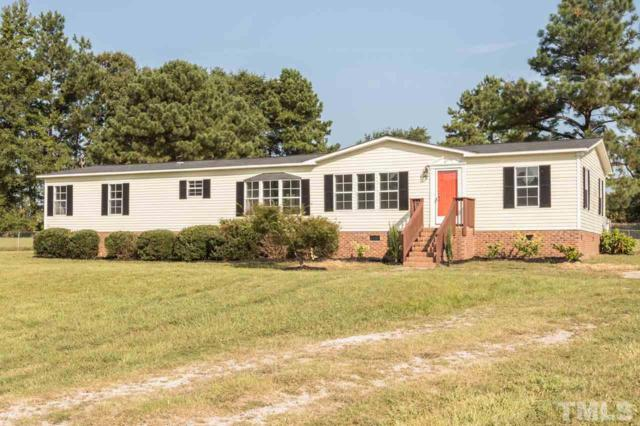 168 Horse Creek Trail, Middlesex, NC 27557 (#2212631) :: The Abshure Realty Group