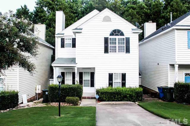 4626 Vendue Range Drive, Raleigh, NC 27604 (#2212637) :: The Abshure Realty Group