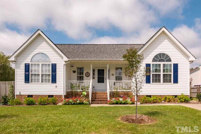 30 Courtland Drive, Angier, NC 27501 (#2212648) :: Spotlight Realty