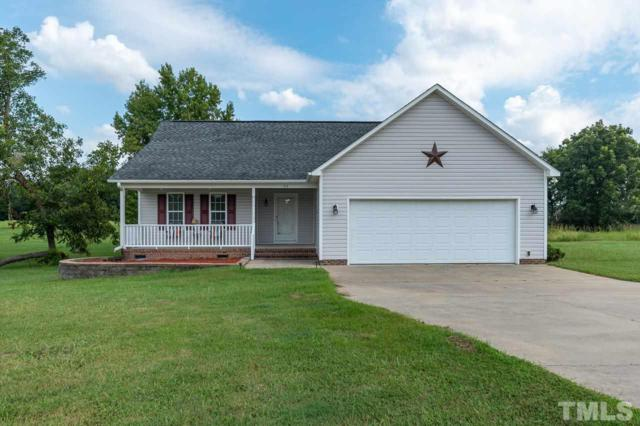 60 John White Drive, Coats, NC 27521 (#2212649) :: The Abshure Realty Group
