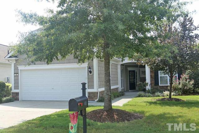 105 Christow Court, Cary, NC 27519 (#2212654) :: The Abshure Realty Group