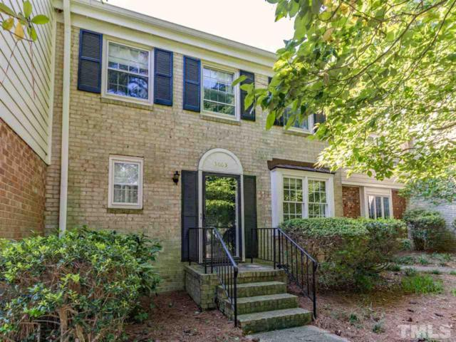 3003 Wycliff Road, Raleigh, NC 27607 (#2212672) :: Raleigh Cary Realty
