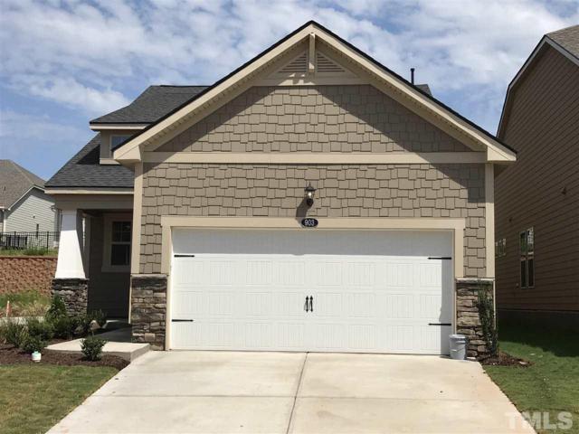 903 Atticus Way Lot 324, Durham, NC 27703 (#2212720) :: Rachel Kendall Team