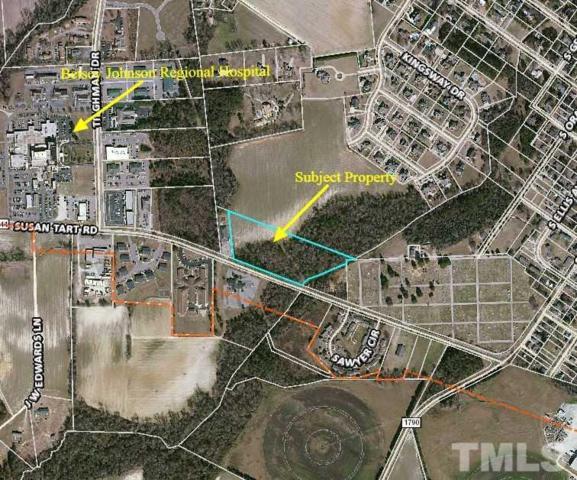 0 Susan Tart Road, Dunn, NC 28334 (#2212725) :: Marti Hampton Team - Re/Max One Realty