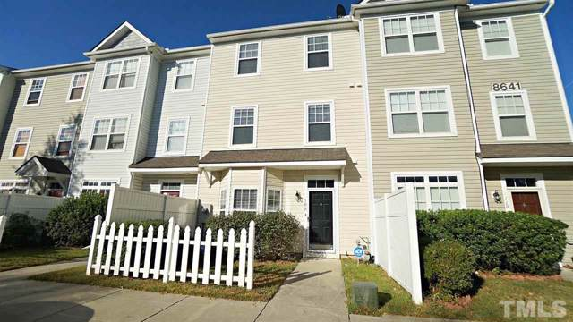 8641 Neuse Club Lane #108, Raleigh, NC 27616 (#2212743) :: Real Estate By Design