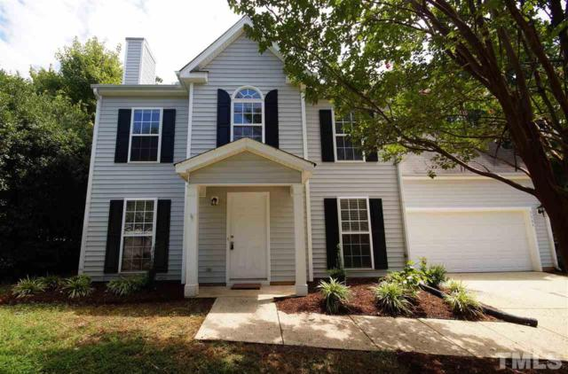 9904 Erinsbrook Drive, Raleigh, NC 27617 (#2212793) :: Raleigh Cary Realty