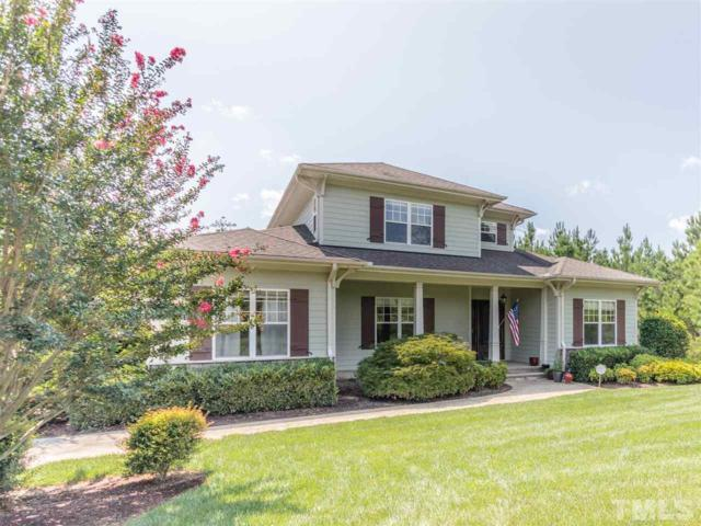 817 Chapel Ridge Drive, Pittsboro, NC 27312 (#2212812) :: The Abshure Realty Group