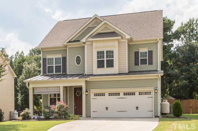 104 Bonterra Drive, Youngsville, NC 27596 (#2212834) :: The Perry Group