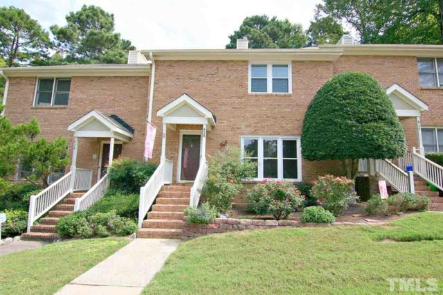 5500 Fortunes Ridge Drive 82B, Durham, NC 27713 (#2212835) :: The Abshure Realty Group