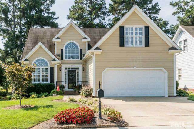 1027 Loch Lomond Drive, Clayton, NC 27520 (#2212843) :: The Perry Group