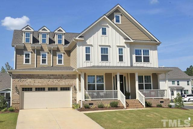 100 Pondside Drive, Apex, NC 27539 (#2212846) :: Raleigh Cary Realty