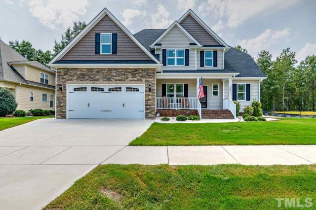 355 Long View Drive, Franklinton, NC 27525 (#2212870) :: The Jim Allen Group