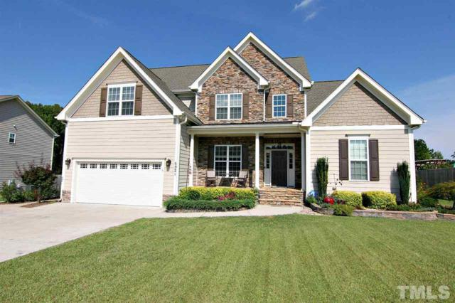 5921 Rounder Lane, Holly Springs, NC 27540 (#2212886) :: The Perry Group