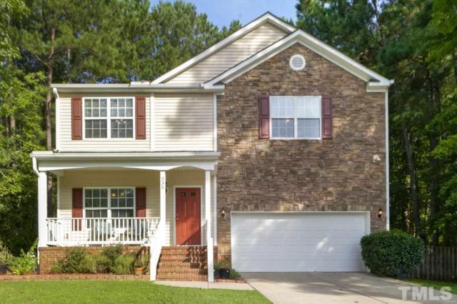 235 River Hills Drive, Clayton, NC 27527 (#2212887) :: The Jim Allen Group