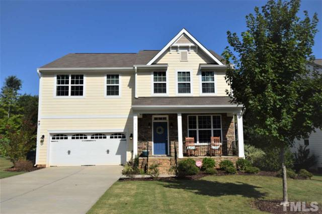 117 Ulverston Drive, Holly Springs, NC 27540 (#2212893) :: The Abshure Realty Group