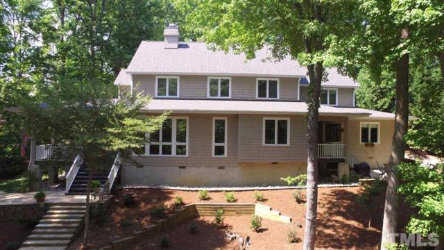 213 Rhododendron Drive, Chapel Hill, NC 27517 (#2212897) :: The Abshure Realty Group