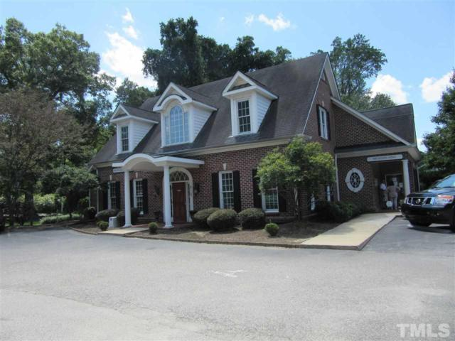 815-2B N Arendell Avenue, Zebulon, NC 27597 (#2212933) :: The Jim Allen Group