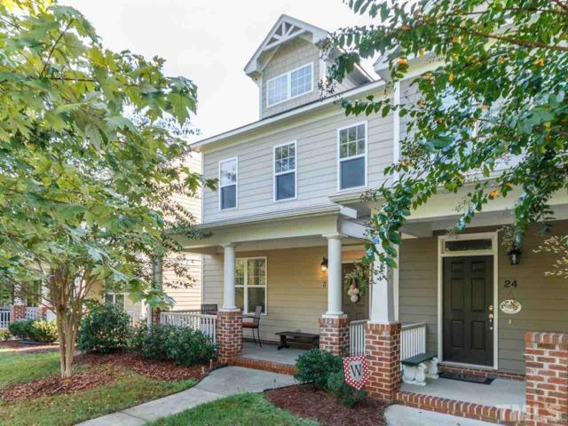 30 Millbrook Drive, Pittsboro, NC 27312 (#2212968) :: Rachel Kendall Team