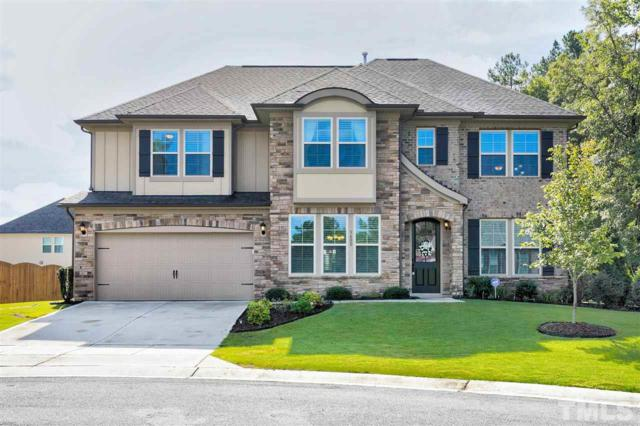 3600 Tackwood Court, Wake Forest, NC 27587 (#2213045) :: The Jim Allen Group