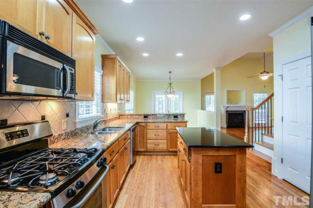 6112 Spicewood Drive, Fuquay Varina, NC 27526 (#2213068) :: The Abshure Realty Group