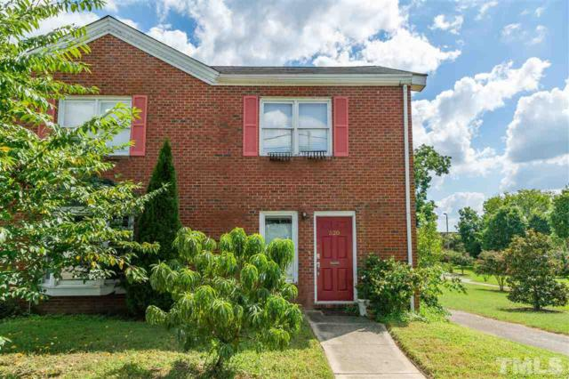 520 E Hargett Street, Raleigh, NC 27601 (#2213103) :: RE/MAX Real Estate Service