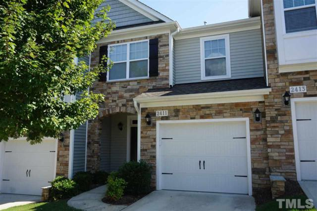 2411 Memory Ridge Drive, Raleigh, NC 27606 (#2213110) :: The Abshure Realty Group