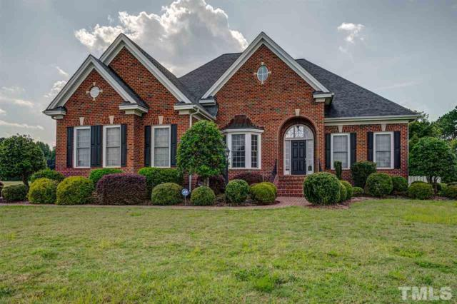 642 Chimney Hill Way, Rocky Mount, NC 27804 (#2213143) :: The Jim Allen Group