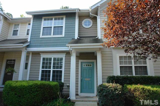 117 Hamlet Park Drive, Morrisville, NC 27560 (#2213172) :: Raleigh Cary Realty