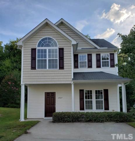 6827 Spanglers Spring Way, Raleigh, NC 27610 (#2213213) :: The Jim Allen Group