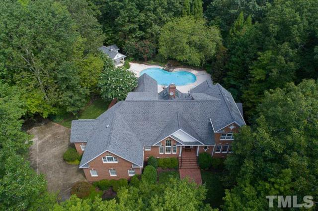 7101 Crescent Ridge Drive, Chapel Hill, NC 27516 (#2213229) :: The Perry Group
