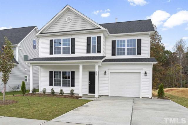 24 Douglas Fir Place, Clayton, NC 27250 (#2213272) :: Rachel Kendall Team