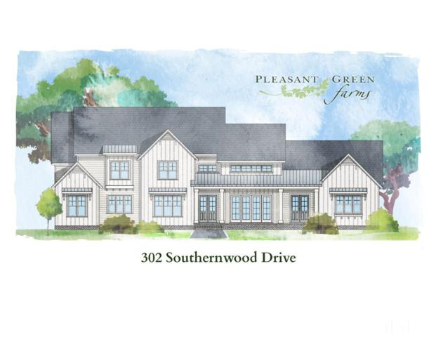 302 Southernwood Drive, Hillsborough, NC 27278 (#2213367) :: M&J Realty Group