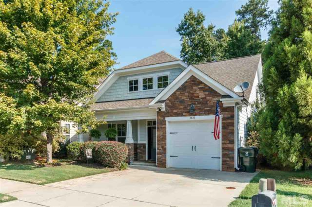 3838 Cumberland Pond Road, Raleigh, NC 27606 (#2213380) :: Rachel Kendall Team