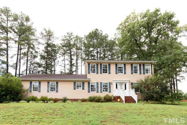 7607 Divot Drive, Sanford, NC 27332 (#2213397) :: RE/MAX Real Estate Service