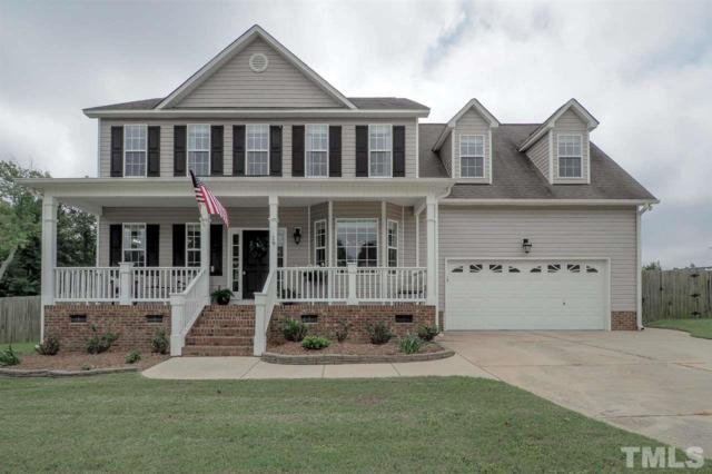 19 Elam Court, Garner, NC 27529 (#2213407) :: The Perry Group