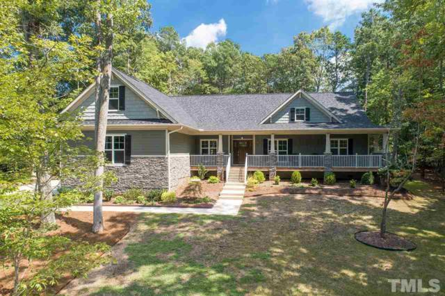 1008 Foothills Trail, Wake Forest, NC 27587 (#2213414) :: Rachel Kendall Team