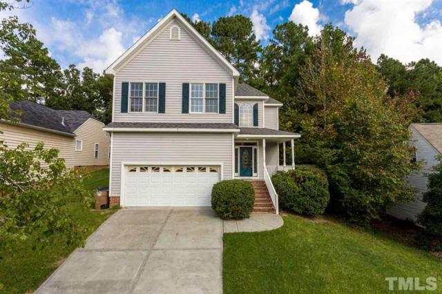 2729 Steeple Run Drive, Wake Forest, NC 27587 (#2213427) :: Raleigh Cary Realty