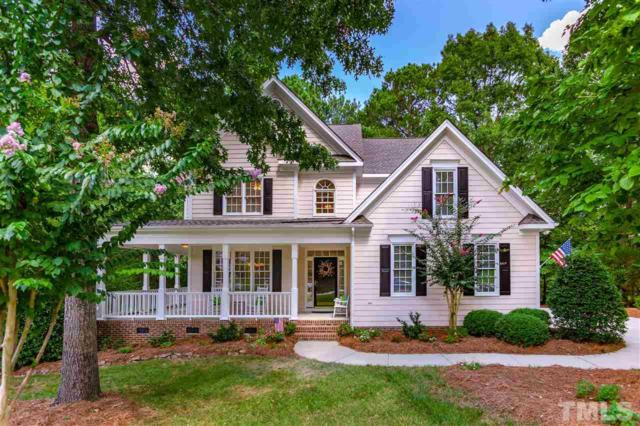 2608 Forestbluff Drive, Fuquay Varina, NC 27526 (#2213438) :: The Abshure Realty Group