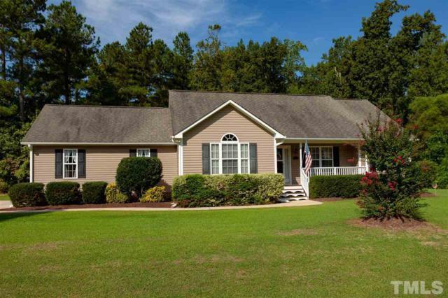 22 Sapphire Court, Clayton, NC 27520 (#2213484) :: The Jim Allen Group