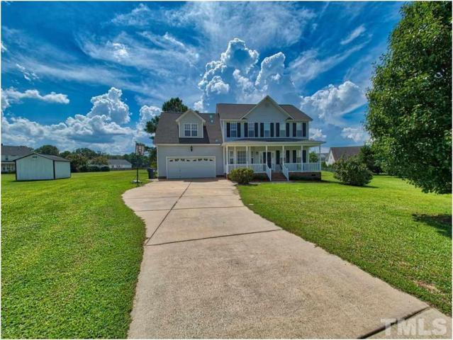90 Elvis Drive, Garner, NC 27529 (#2213493) :: Raleigh Cary Realty