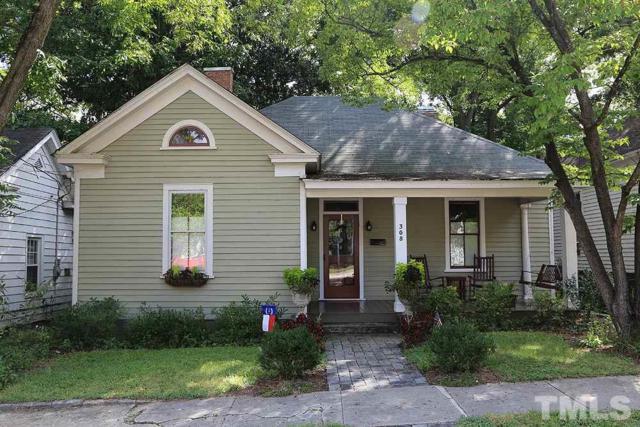 308 Linden Avenue, Raleigh, NC 27601 (#2213512) :: Rachel Kendall Team