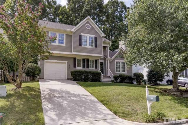203 Mint Hill Drive, Cary, NC 27519 (#2213513) :: The Jim Allen Group